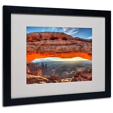 Trademark Fine Art 'Mesa Arch Sunrise' 16