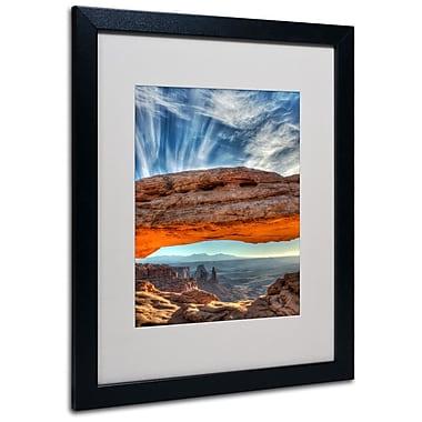 Trademark Fine Art 'Mesa Arch Sunrise 2' 16