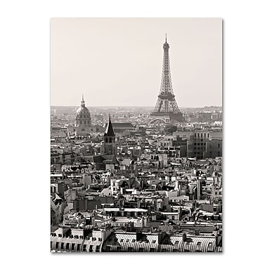 Trademark Fine Art 'Paris' 22