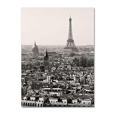 Trademark Fine Art 'Paris' 14