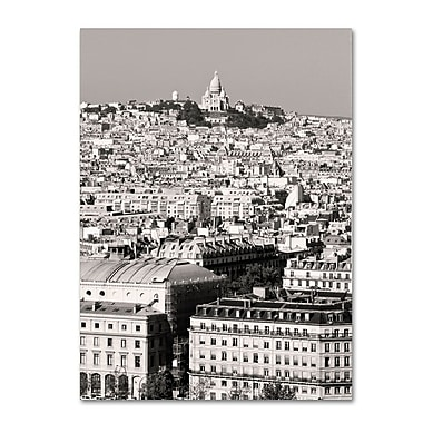 Trademark Fine Art 'Paris Montmartre' 22