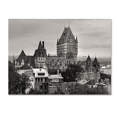 Trademark Fine Art 'Quebec City' 22