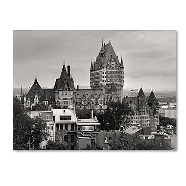 Trademark Fine Art 'Quebec City' 16