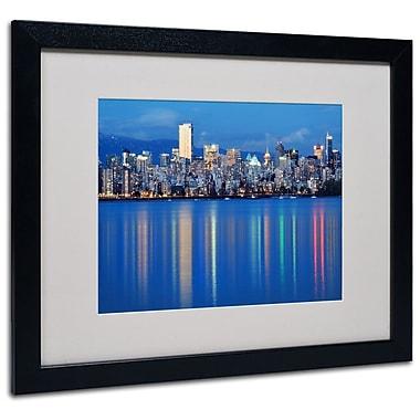 Trademark Fine Art 'Vancouver City' 16