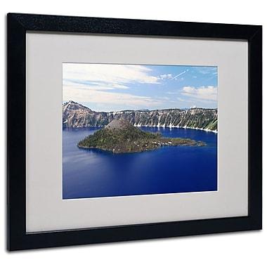 Trademark Fine Art 'Wizard Island' 16