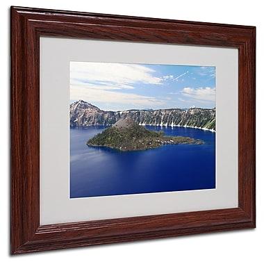 Trademark Fine Art 'Wizard Island' 11