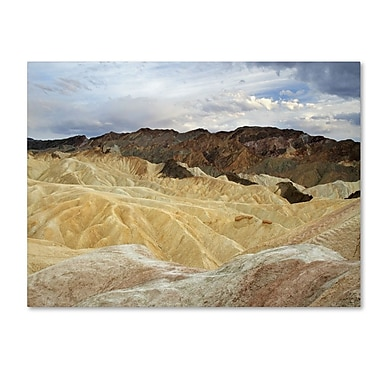 Trademark Fine Art 'Zabriskie Point 2' 22