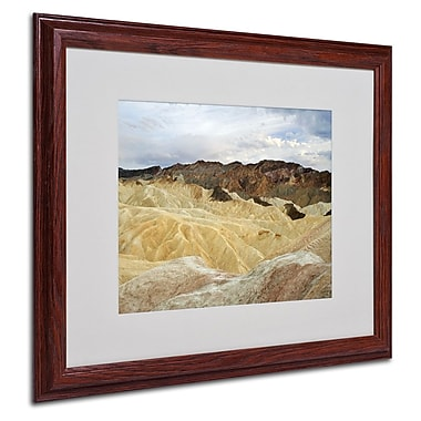 Trademark Fine Art 'Zabriskie Point 2' 16
