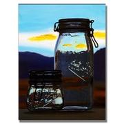 "Trademark Fine Art 'Parfait' 18"" x 24"" Canvas Art"