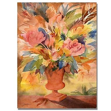 Trademark Fine Art 'Traditional Bouquet II' 35
