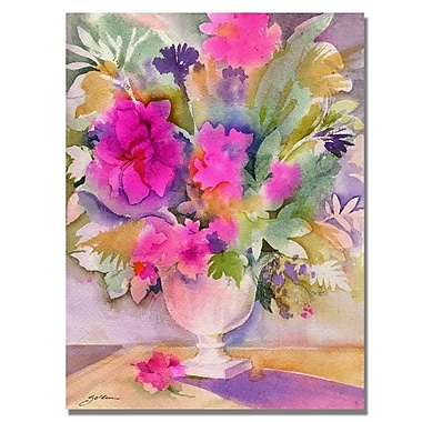 Trademark Fine Art 'Traditional Bouquet' 22
