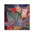 Trademark Fine Art 'Tropic Night II' 18in. x 18in. Canvas Art