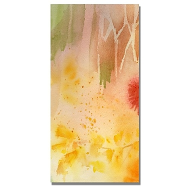 Trademark Fine Art 'Woodflowers I' 24