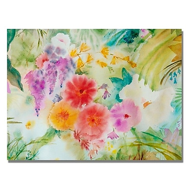 Trademark Fine Art 'Dream Flowers' 35