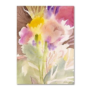 Trademark Fine Art 'Garden Memory' 14