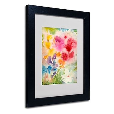 Trademark Fine Art 'Bright Garden'