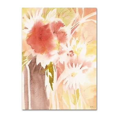 Trademark Fine Art 'Daisy Shadow' 35