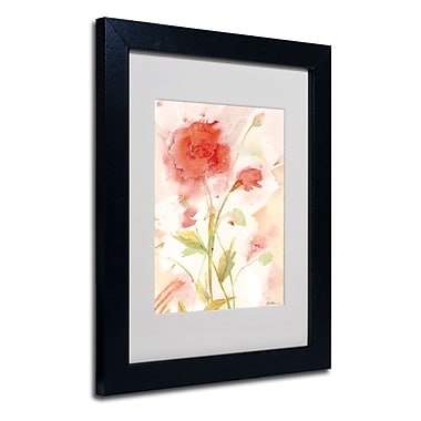 Trademark Fine Art 'Wild Rose'