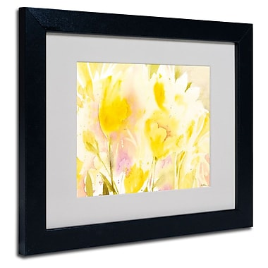 Trademark Fine Art 'Yellow Gardens'