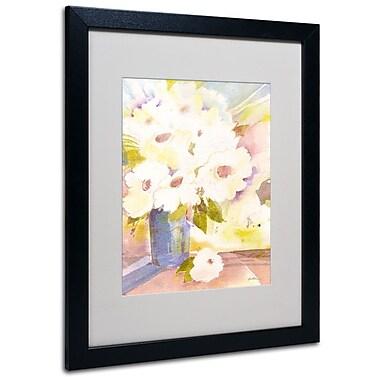 Trademark Fine Art 'Boquet In White' 16