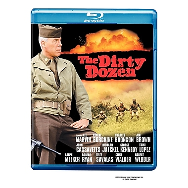 Dirty Dozen (Blu-Ray)