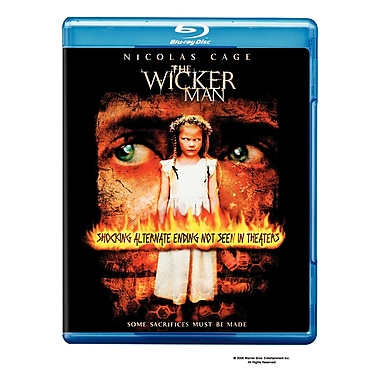 Wicker Man Unrated (2006) (Blu-Ray)