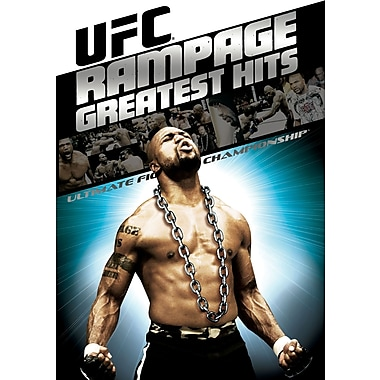 UFC Rampage Greatest Hits (DVD)