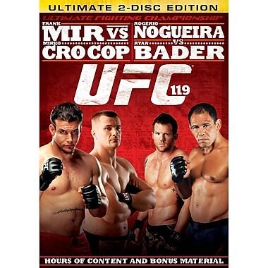 UFC 119: Mir vs Cro Cop (DVD)