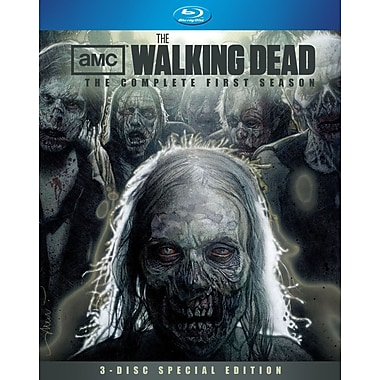 The Walking Dead: The Complete First Season (Blu-Ray)
