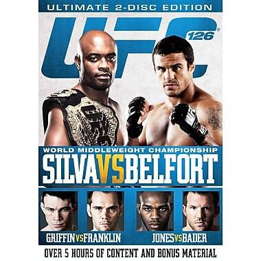 UFC 126: Silva vs Belfort (DVD)