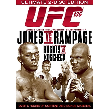 UFC 135: Jones vs Jackson (DVD)