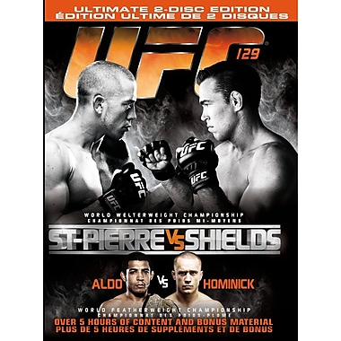 UFC 129: St-Pierre vs Shields (DVD)
