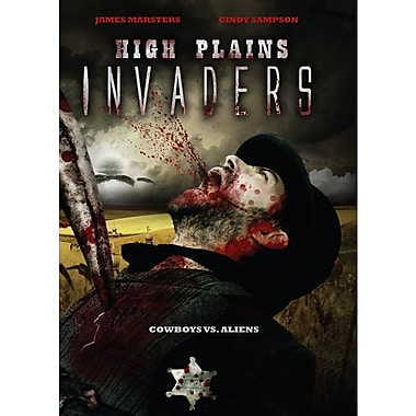 High Plains Invaders (DVD)