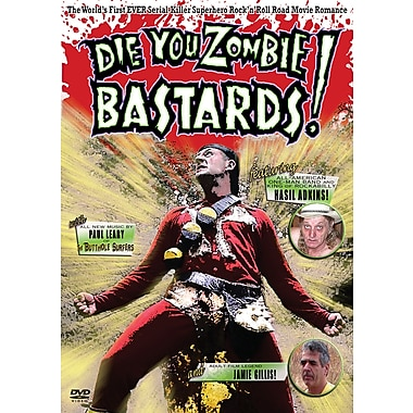 Die You Zombie Bastards! (DVD)