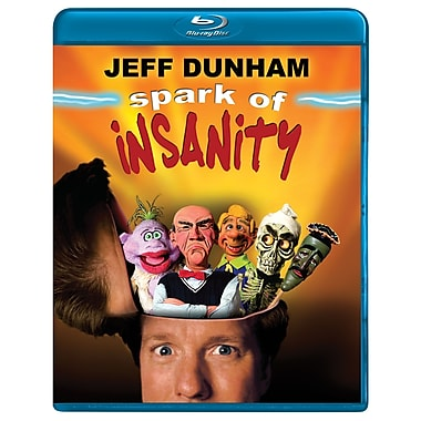 Jeff Dunham: Spark of Insanity (Blu-Ray)