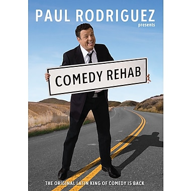 Paul Rodriguez: Comedy Rehab (DVD)