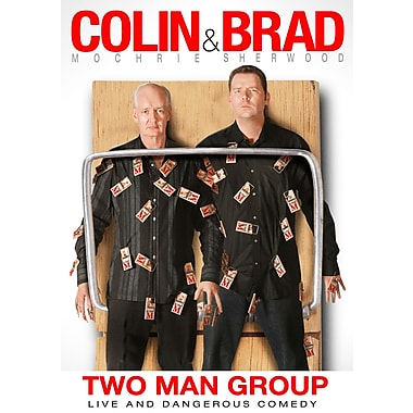 Colin & Brad: Two Man Group (DVD)