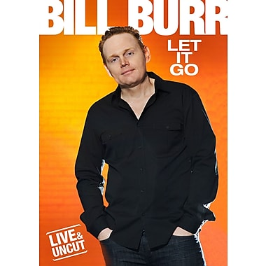 Bill Burr: Let It Go (DVD)