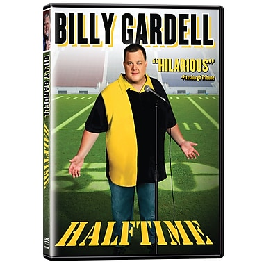 Billy Gardell: Halftime (DVD)