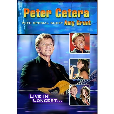 Peter Cetera with Special Guest Amy Grant: Live (Blu-Ray)