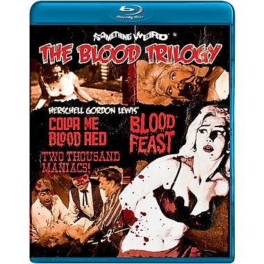 The Blood Trilogy (Blu-Ray)
