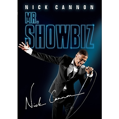Nick Cannon: Mr. Showbiz (DVD)