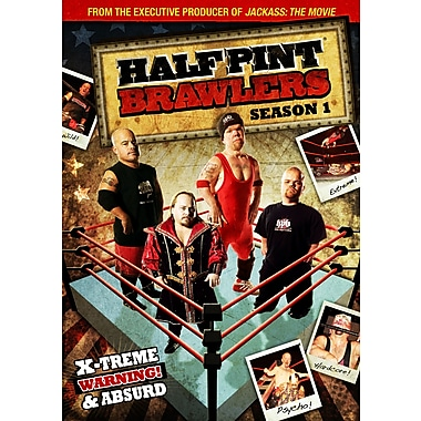 Half Pint Brawlers - Season 1 (DVD)