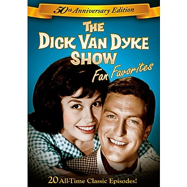 The Dick Van Dyke Show: Fan Favorites (DVD)