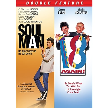 Soul Man/18 Again! (DVD)