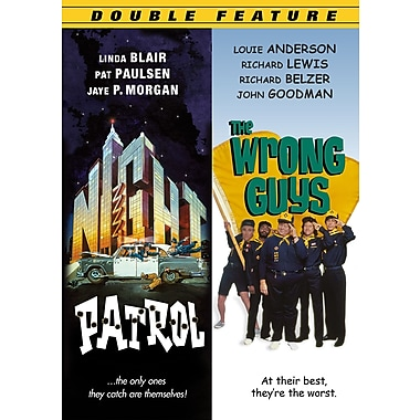 Night Patrol/The Wrong Guys (DVD)