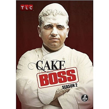 Cake Boss: Season 2 (DVD)