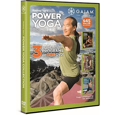 Gaiam: Rodney Yee's Power Yoga Collection (DVD)