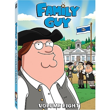 Family Guy: Volume 8 (DVD)