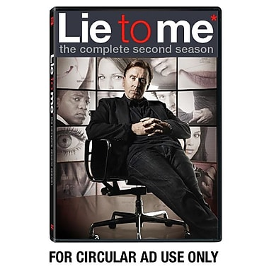 Lie to Me: Season Two (DVD)